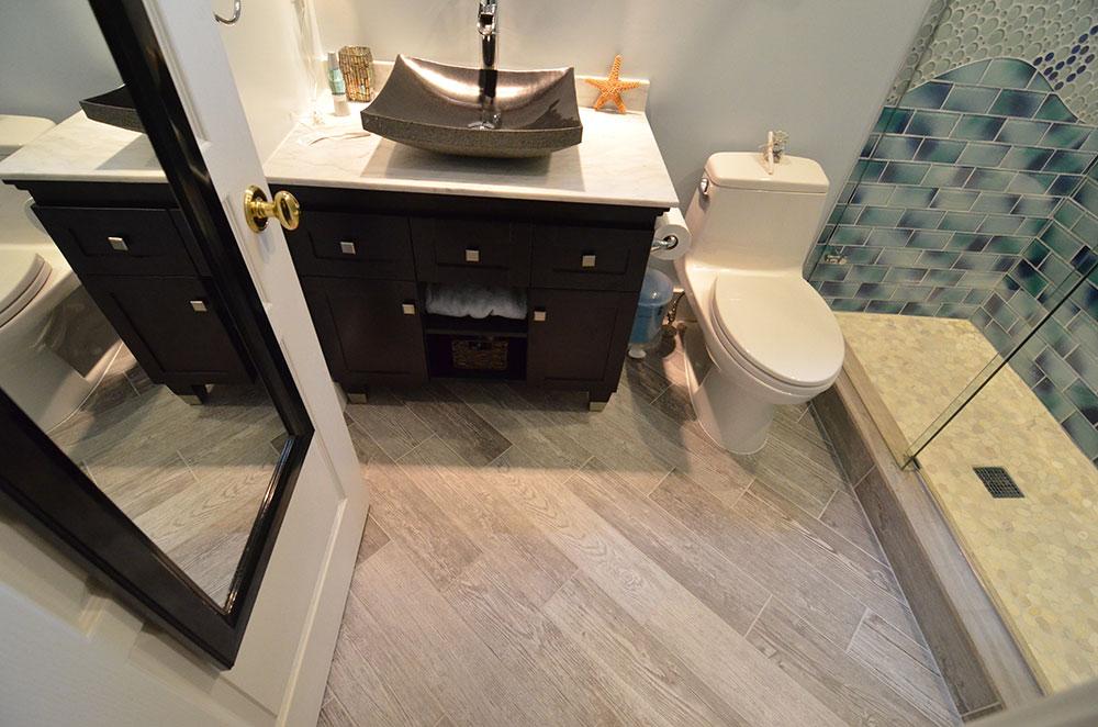 Bathroom Remodeling Powder Room Master Bath Reston Va - Reston bathroom remodeling